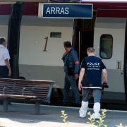 Schüsse in Thalys-Schnellzug (Foto)