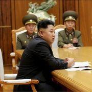 Süd- und Nordkorea vereinbaren Gespräche auf höchster Ebene (Foto)