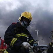 Ein Toter bei neuem Chemie-Unglück in China (Foto)