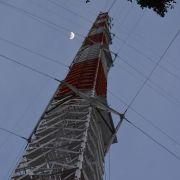 Höchster Klima-Messturm der Welt eingeweiht (Foto)