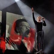 Überraschungsauftritt! Campino holt Wölli auf die Bühne (Foto)