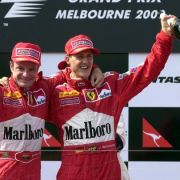 Ehre für Schumi: Im Formel 1-Dream Team mit Ayrton Senna (Foto)