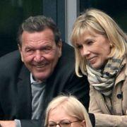 Ist seine Ehe mit Doris Schröder-Köpf noch zu retten? (Foto)