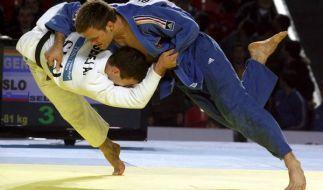 In Astana beginnt am Montag die Judo-WM 2015. (Foto)