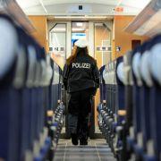 Forderung nach mehr Schutz in Zügen (Foto)