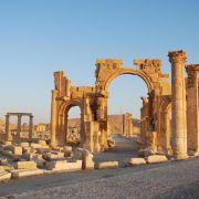 Zerstörung durch IS: Unesco kritisiert Kriegsverbrechen (Foto)