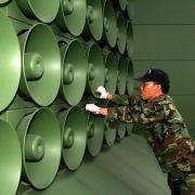 Süd- und Nordkorea wenden Eskalation in Krisengesprächen ab (Foto)