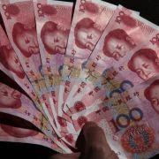 Chinas Notenbank senkt Leitzinsen (Foto)