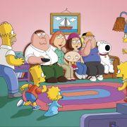 """""""Die Simpsons"""" treffen auf """"Family Guy"""" (Foto)"""