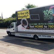 Briten setzen harten Kurs gegen Zuwanderer fort (Foto)