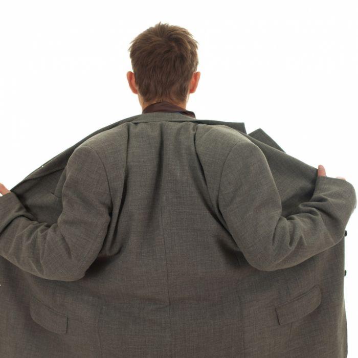 Warum sich manche Männer vor Fremden entblößen (Foto)