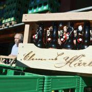 Gericht: Bier darf nicht als «bekömmlich» beworben werden (Foto)