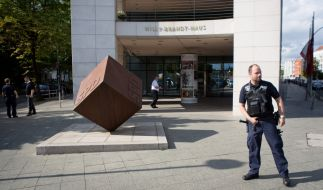 Bombendrohung in der SPD-Zentrale. (Foto)
