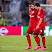 Gruppenphase! Bayer Leverkusen feiert 3:0-Sieg gegen Rom (Foto)