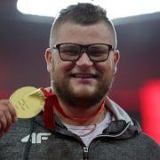 Beschwipst! Weltmeister zahlt Taxi mit Goldmedaille (Foto)