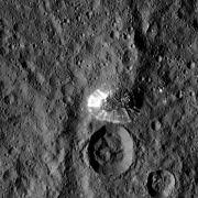 Neue Bilder von Ceres zeigen Details einer «Pyramide» (Foto)