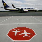 Brand legt Flughafen Dublin lahm (Foto)