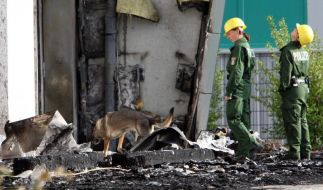 Vier Angriffe auf Flüchtlingsheime binnen 48Stunden (Foto)