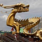 Finanzmärkte bleiben im Bann Chinas (Foto)