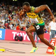 Bolt holt sein zehntes Gold - alle Ergebnisse hier (Foto)