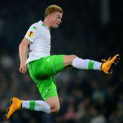 VfL Wolfsburg kapituliert vor Manchester City (Foto)