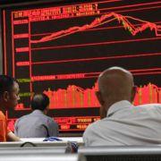 Kurse in China wieder deutlich erholt (Foto)