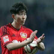 Sorge um Transfer von Heung-Min Son zu Tottenham (Foto)