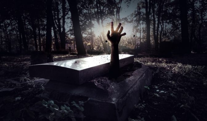 Lebendig begraben