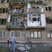 OSZE:Waffen in der Ostukraine sollen ab Dienstag schweigen (Foto)