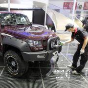 Chinesischer Staatskonzern will bald bei Daimler einsteigen (Foto)