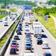 Aktuelle Stau-Gefahr! Auf diesen Autobahnen wird's heute eng (Foto)