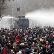 Zehntausende bei Studentenprotesten in Chile (Foto)