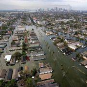 Obama lobt Wiederaufbau in New Orleans (Foto)