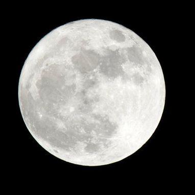 Supermond - So nah war der Mond der Erde (Foto)