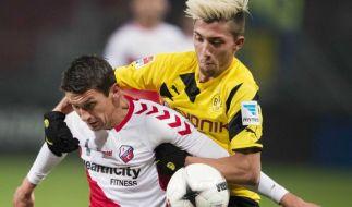 Bayer Leverkusen hat für rund 10 Millionen Kevin Kampl von Borussia Dortmund verpflichtet. (Foto)