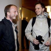 Schwedischer Hacker Warg eine Minute auf freiem Fuß (Foto)