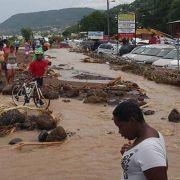 Mindestens 35 Tote durch Wirbelsturm «Erika» auf Dominica (Foto)
