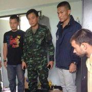 Festnahme nach Bangkok-Anschlag (Foto)