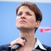 AfD will unter ihrer neuen Chefin Petry mehr in die Mitte (Foto)