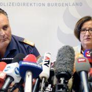 Nach Leichenfund in Lkw: Mutmaßliche Schlepper in U-Haft (Foto)