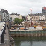 Bombenentschärfung in Koblenz: Häuser evakuiert (Foto)