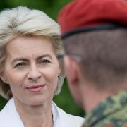 Von der Leyen erhöht Zahl der Berufssoldaten um 5000 (Foto)