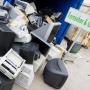 Tonnenweise Computerschrott: Europa hat neues Müllproblem (Foto)