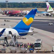Passagier verursacht 28 Stunden Verspätung (Foto)