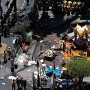 Mehr Bombenmaterial nach Festnahme in Bangkok gefunden (Foto)