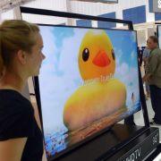 Analyse:IFA feiert die jüngsten Flachbild-TV-Modelle (Foto)
