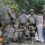 Ostukraine: Separatisten und Militär planen Waffenruhe (Foto)