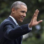 Obama fordert mehr Anstrengungen im Kampf gegen Klimawandel (Foto)