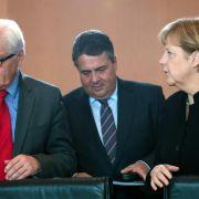 Bürger trauen Kanzlerschaft eher Steinmeier als Gabriel zu (Foto)
