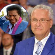 "Bayern-Minister nennt Roberto Blanco ""wunderbaren Neger"" (Foto)"